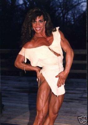Female Bodybuilder Joan Bovino WPW-114 DVD or VHS