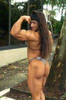 Female Bodybuilders Colomb Amp Burgess Wpw 403 Dvd Or Vhs