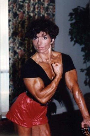 Female Bodybuilder Bauch & Spuhn WPW-230 DVD or VHS