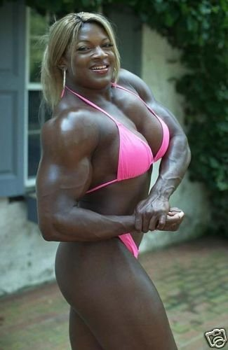 Female Bodybuilder Tatiana Butler WPW-466 DVD or VHS