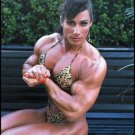 Female Bodybuilder Annie Riviecchio WPW-326 DVD or VHS
