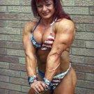 Female Bodybuilder Maryse Manios WPW-488 DVD or VHS