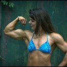 Female Bodybuilder Elena Seiple WPW-453 DVD or VHS