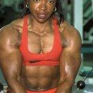 Female Bodybuilder Makeba Moore WPW-481 DVD or VHS