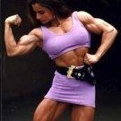 Female Bodybuilder Zuzana Korinkova WPW-258 DVD or VHS