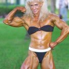 Female Bodybuilder Judy Moshkowski WPW-220 DVD or VHS