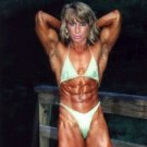 Female Bodybuilder Sharon Marvel WPW-695 DVD or VHS