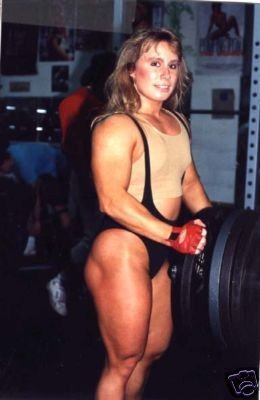 Female Bodybuilder Sharon Arrildt WPW-99 DVD or VHS