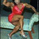 Female Bodybuilder Brenda Raganot RM-218 DVD