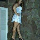 Female Bodybuilder Pauliina Talus RM-215 DVD