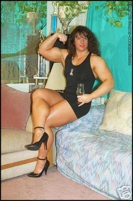 Female Bodybuilder Tina Lockwood Ray Martin Dvd Rm 21