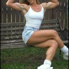Female Bodybuilder Val Stouffer RM-197 DVD