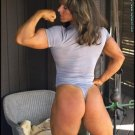 Female Bodybuilder Lauren Hart RM-195 DVD