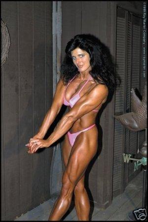 Female Bodybuilder Hart & Adamns RM-175 DVD