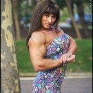 Female Bodybuilder Tazzie Colomb RM-181 DVD