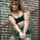 Female Bodybuilder Sharon Robelle RM-190 DVD