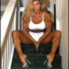 Female Bodybuilder Laurie Noack RM-162 DVD