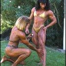 Female Bodybuilders Rivieccio & Ivers RM-150 DVD