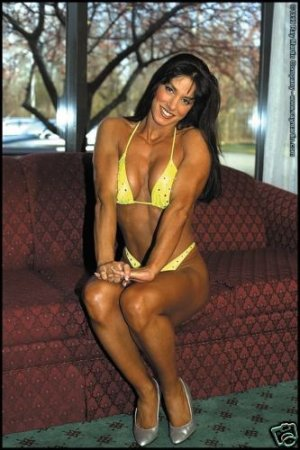 Female Bodybuilders Bellini & Patika RM-155 DVD