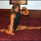 Female Bodybuilder Lauren Hart RM-145 DVD