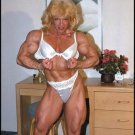 Female Bodybuilder Amelia Hernandez RM-157 DVD
