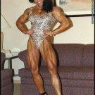 Female Bodybuilder Robin Parker RM-118 DVD