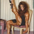 Female Bodybuilder Michele Ralabate RM-116 DVD