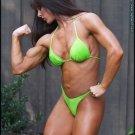 Female Bodybuilder Michele Bellini RM-114 DVD