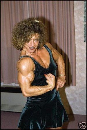 Female Bodybuilder Amelia Hernandez RM-109 DVD
