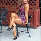 Female BodybuilderChe Swagger RM-107 DVD