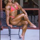 Female Bodybuilder Kristie Kelley RM-97 DVD