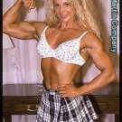 Female Bodybuilder Melissa Coates RM-77 DVD