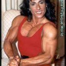 Female Bodybuilder Annie Rivieccio RM-83 DVD