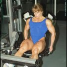 Female Bodybuilder Sharon Marvel RM-73 DVD