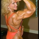 Female Bodybuilder Mary Ellen Warman RM-63 DVD