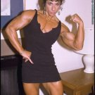 Female Bodybuilder Annie Rivieccio RM-49 DVD