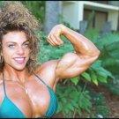 Female Bodybuilder Michelle Ralabate RM-13 DVD