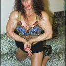 Female Bodybuilder Laura Vukov RM-84 DVD