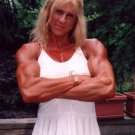 Female Bodybuilder Sarah Bridges WPW-724 DVD or VHS
