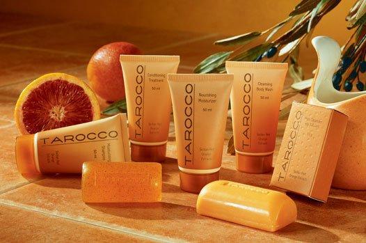 Tarocco 50 gram soap