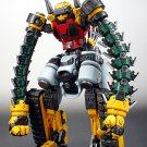EX Gokin Getter Robot 3 & Getter Machine Bear Repaint