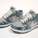 """1/6 Nike Sports Shoe Sneakers For 12"""" Figures (00129)"""