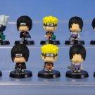 Bandai Naruto Shippuden Thumbnailook Figure Box of 10