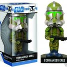 Funko Star Wars Commander Gree Bobble Head