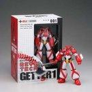 Kaiyodo Revoltech No.001 Shin Getter Robo Getter 1