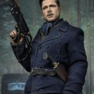 Hot Toys Inglourious Bastards Lt. Aldo Raine 12-Inch Collectible Figure