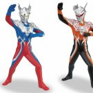 Banpresto Ultraman Zero & Darklops Zero Soft Vinyl Figure Set