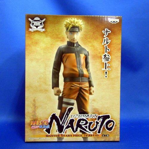 Banpresto Naruto Shippuden Masters Star Piece Naruto