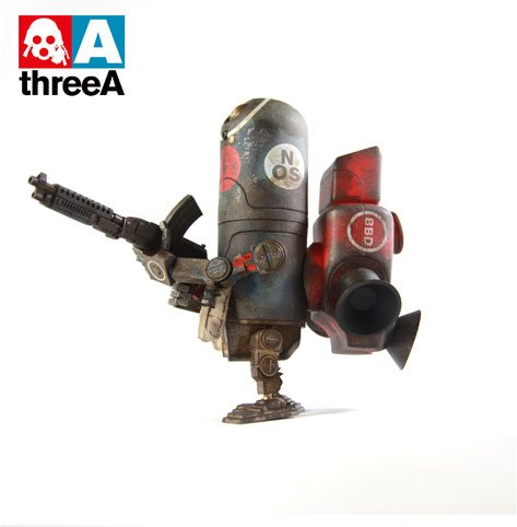 ThreeA WWRp Armstrong - Gerry 1G Collectible Figure