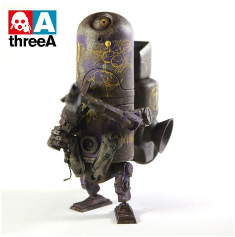 ThreeA WWRp Armstrong - Mod 7 1G Collectible Figure